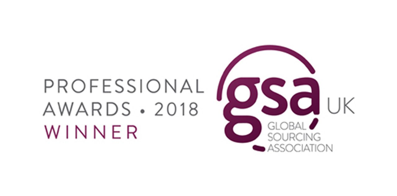 GSA Professional awards 2018