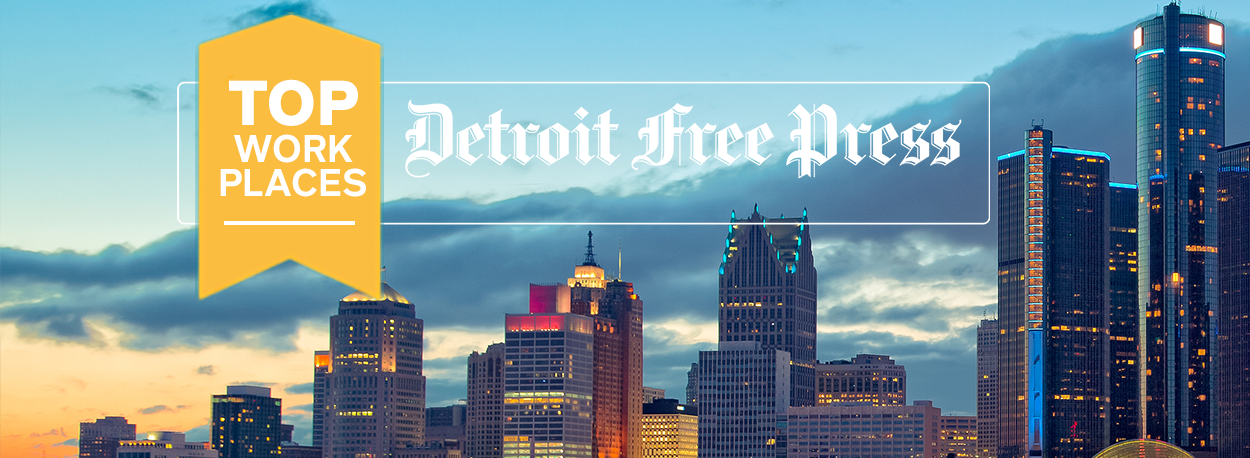 Top Workplaces by Detroit Free Press